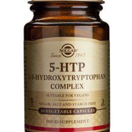 5 HTP COMPLEX 90 CAP. SOLGAR