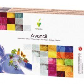 AVANCIL 20 AMPOLLAS 10 ML. NOVADIET