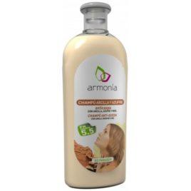 CHAMPU ANTICASPA ARCILLA-AZUFRE 400 ML. ARMONIA