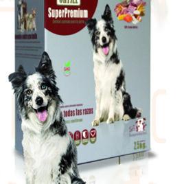 ORYSEL SUPERPREMIUM ADULTOS TODAS LAS RAZAS 2,5 KG.